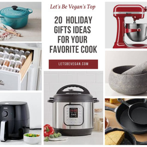 20 Holiday Gifts Ideas For Your Favorite Cook!