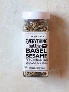 Everything bagel seaasoning