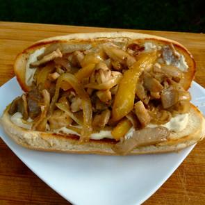 Mushroom Philly!