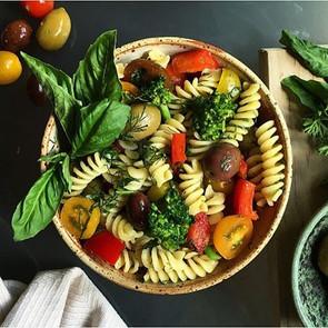 Quick & Easy Pasta Salad