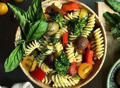 Quick & Easy Pasta Salad
