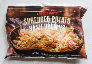 Shredded Potato Hash Browns