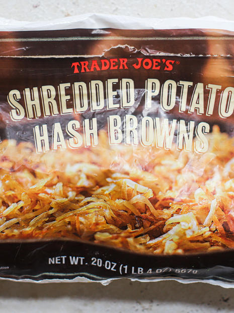Shredded Potato Hash Browns