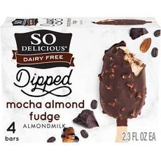 So Delicious Mocha Almond Fudge