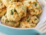 Vegan Cheddar Garlic Biscuits