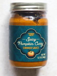 Spicy Pumpkin Curry