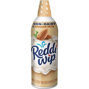 Reddi Whip Almond Whipped Cream