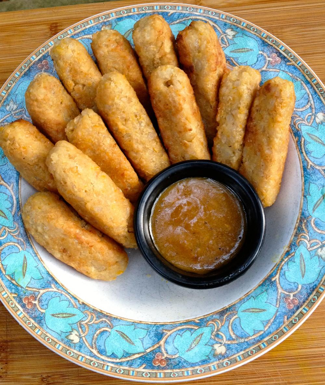 Chickpea Sticks