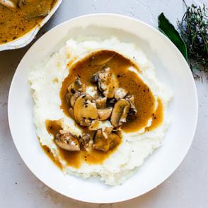 Savory Mushroom Gravy