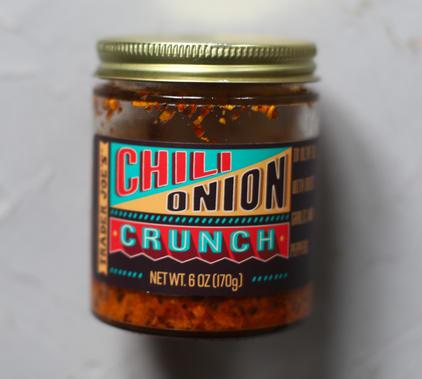 Chili Onion Crunch