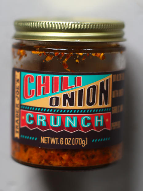 Chili Onion Crunch