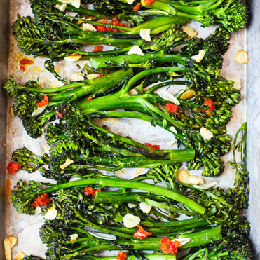 Italian Bomba Roasted Broccolini