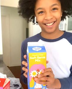 Coconut Bliss Ice Cream Maker