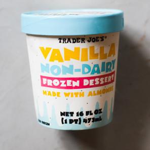 Trader Joe's Non Dairy Ice Cream