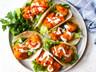 Sriracha Cauliflower Tacos