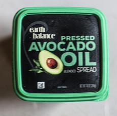 Earth Balance Avocado Oil Spread!