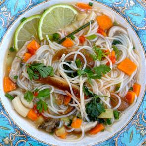 Asian Noodle Soup