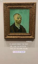 Van Gogh...