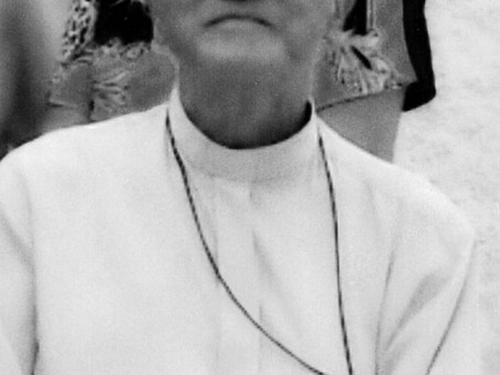 Nota de falecimento - Rev. David Yoshiia Kinpara