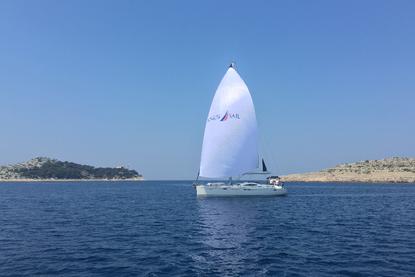 Jeanneau Sun Odyssey 54 DS Kroatien