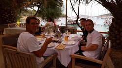 Mitsegeltörns in Kroatien