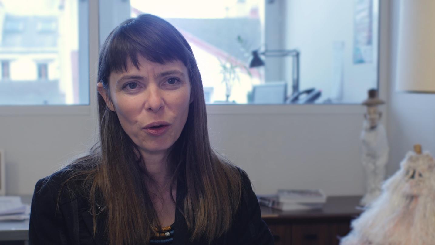 """""""L'amulette"""" par Saskia Cousin - Anthropologue, maitresse de conférence (HDR) à l'Université Paris Descartes, membre du CANTHEL et responsable du master Ethnologie."""