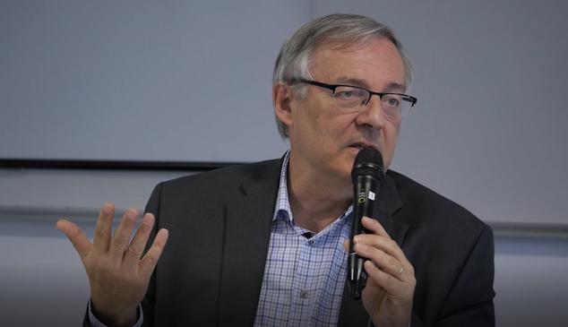 """Conférence inaugurale de François Héran, professeur au Collège de France. Colloque international """"Mobilités sociales et migrations internationales"""""""