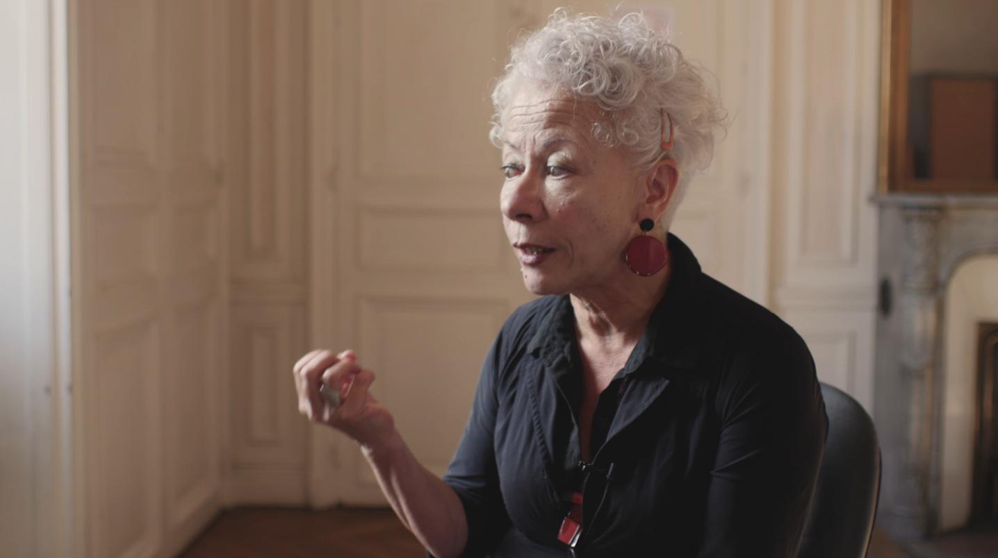 """""""Le sac plastique"""" par Christiane Vollaire - Philosophe."""