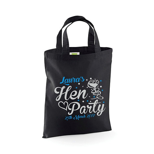Hen party gift bag