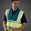Thumbnail: Custom print coloured Hi-Vis vest