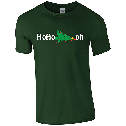 Ho Ho Oh Christmas t-shirt