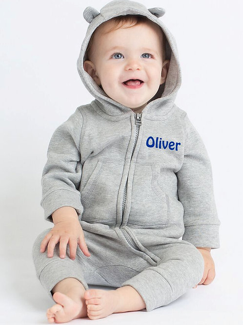 Personalised toddler onesie