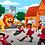 Thumbnail: Lion on the Loose (Hard copy)