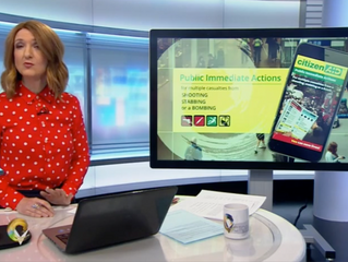 Victoria Derbyshire show highlights citizen AID