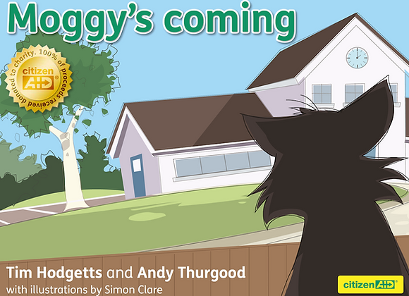 Moggy's Coming
