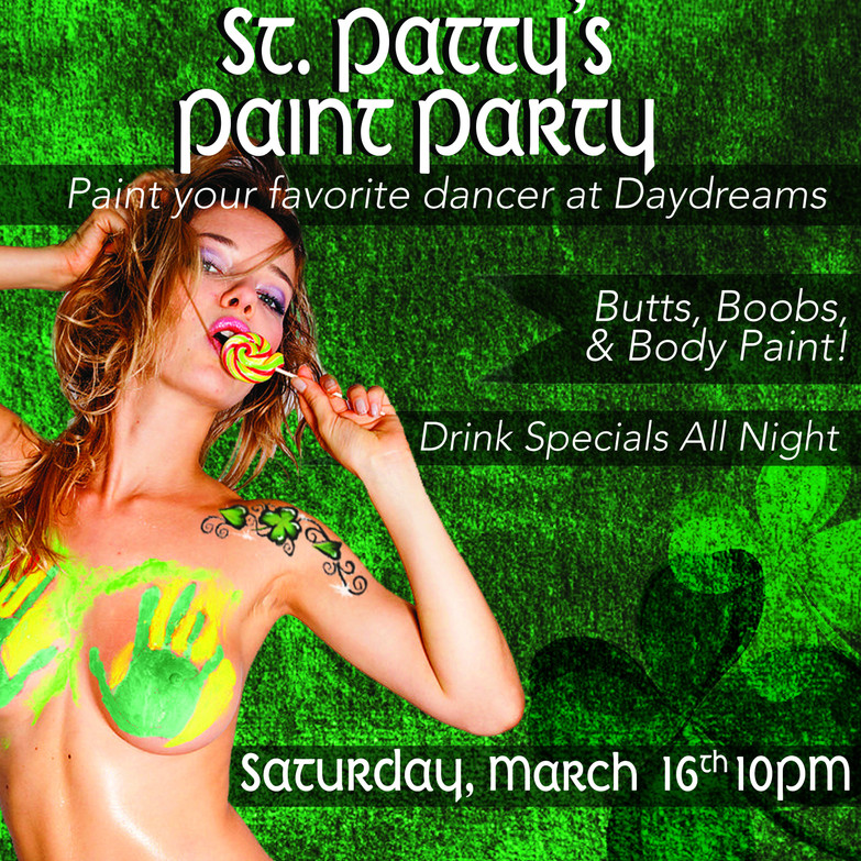 St. Patty's Party