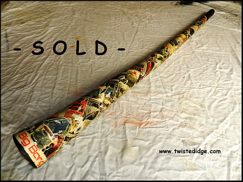 SOLD Volkswagen Didgeridoo 036