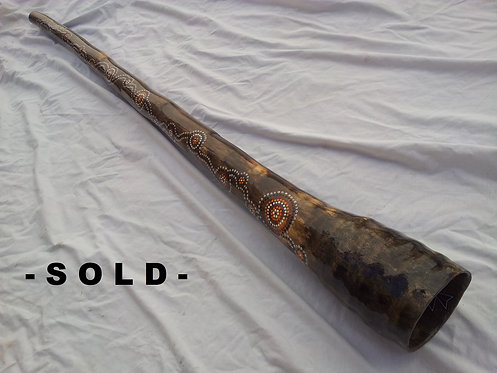 Agave Didgeridoo 051  SOLD