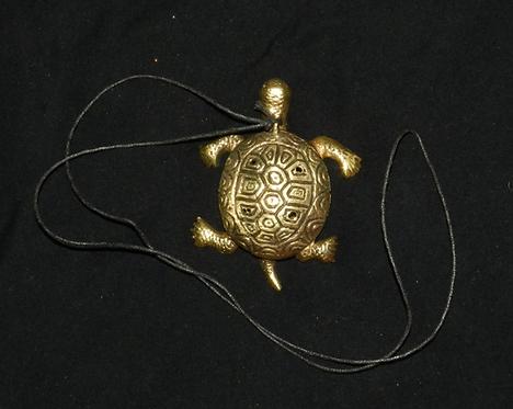 Turtle Okarina / Pendant