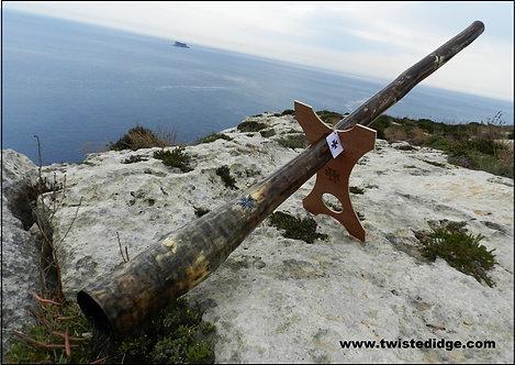 - SOLD - Agave Didgeridoo 061