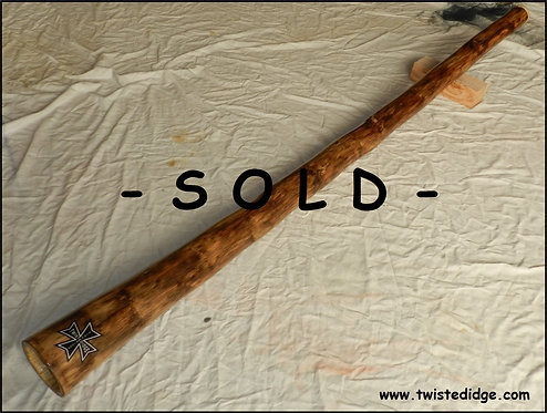 SOLD Agave Didgeridoo 037