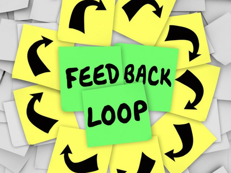 """Question #1: Is there a """"feedback"""" loop within the 6 steps to revisit areas you want to co-design?"""