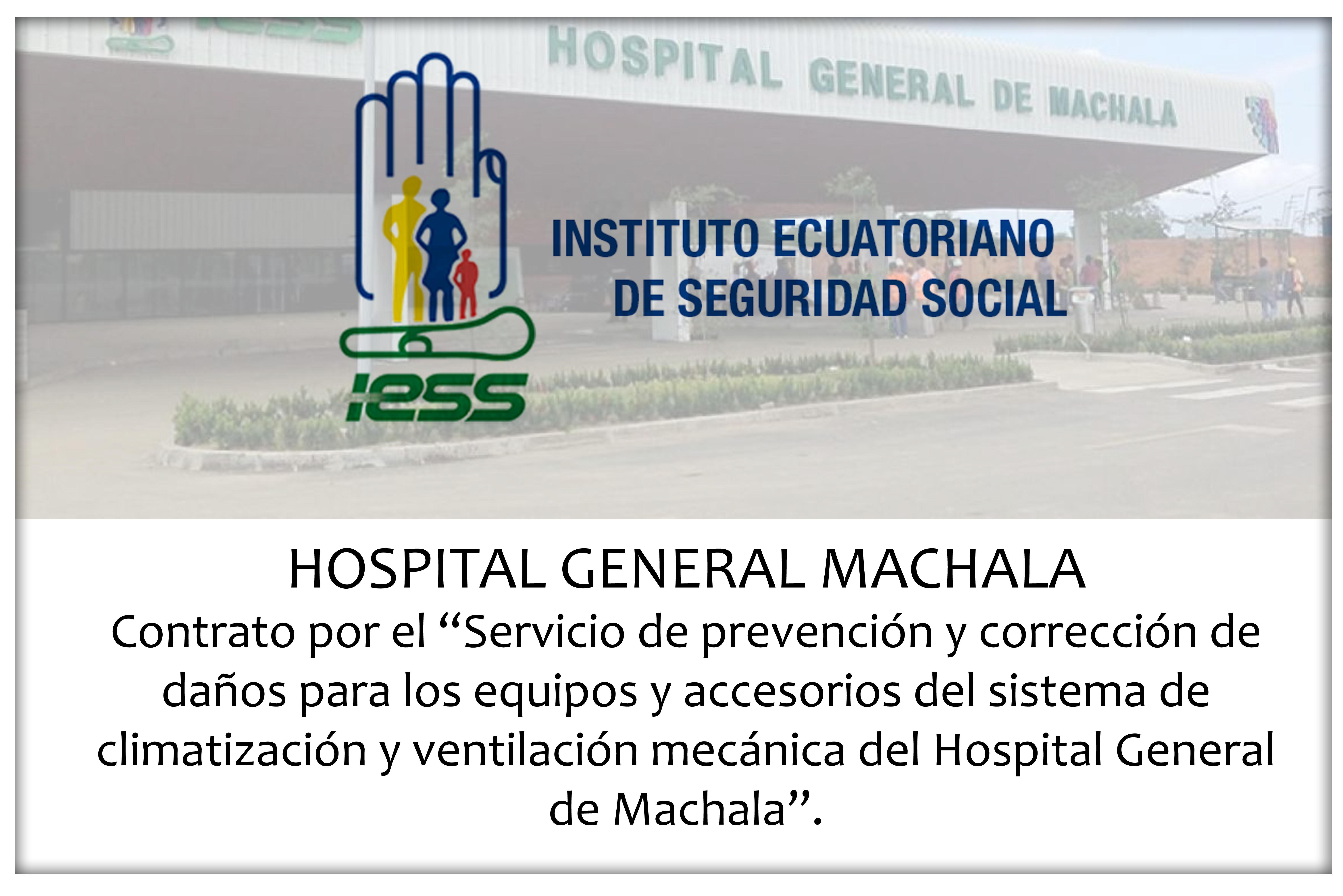 HOSPITAL DE MACHALA