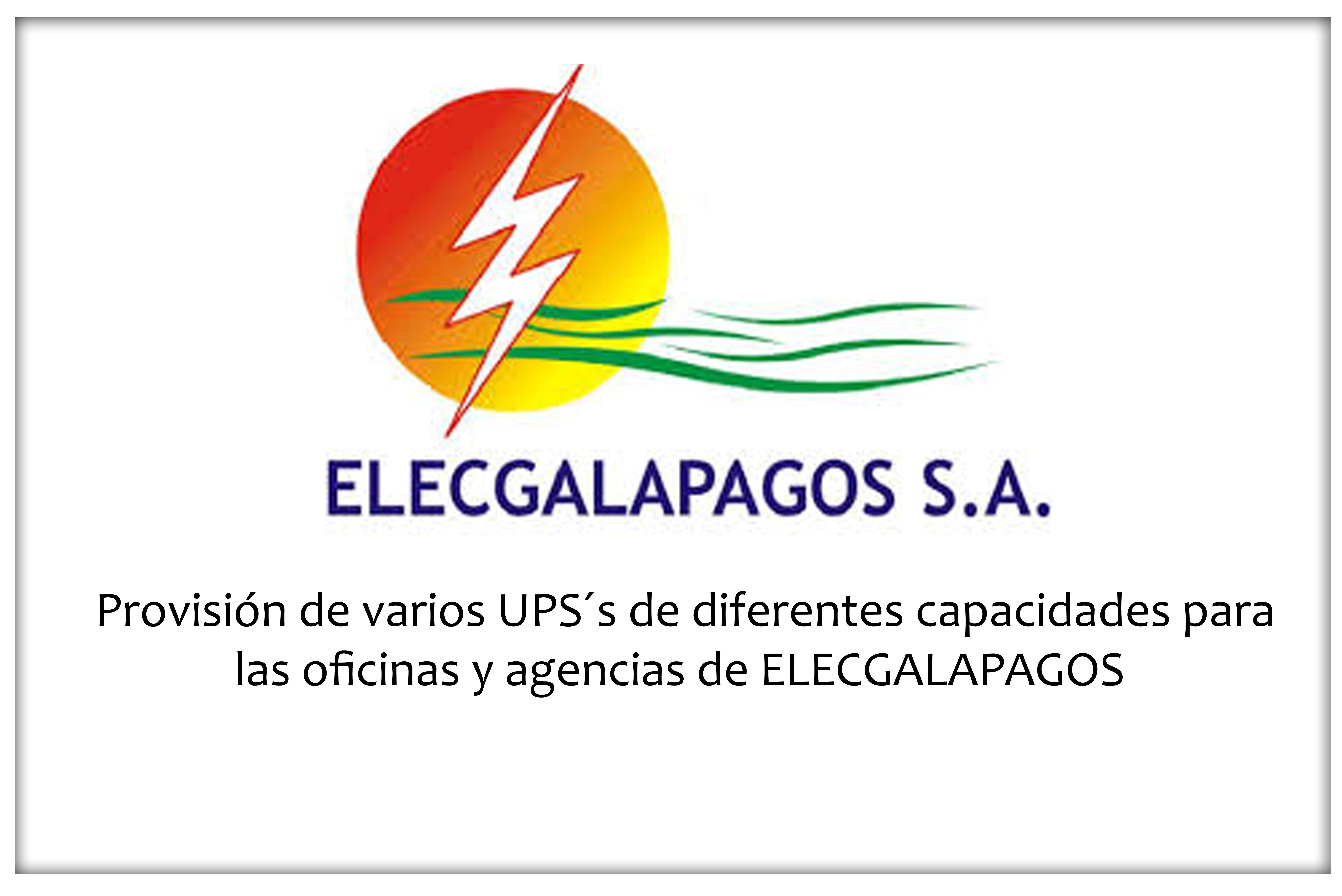 ELEGALAPAGOS