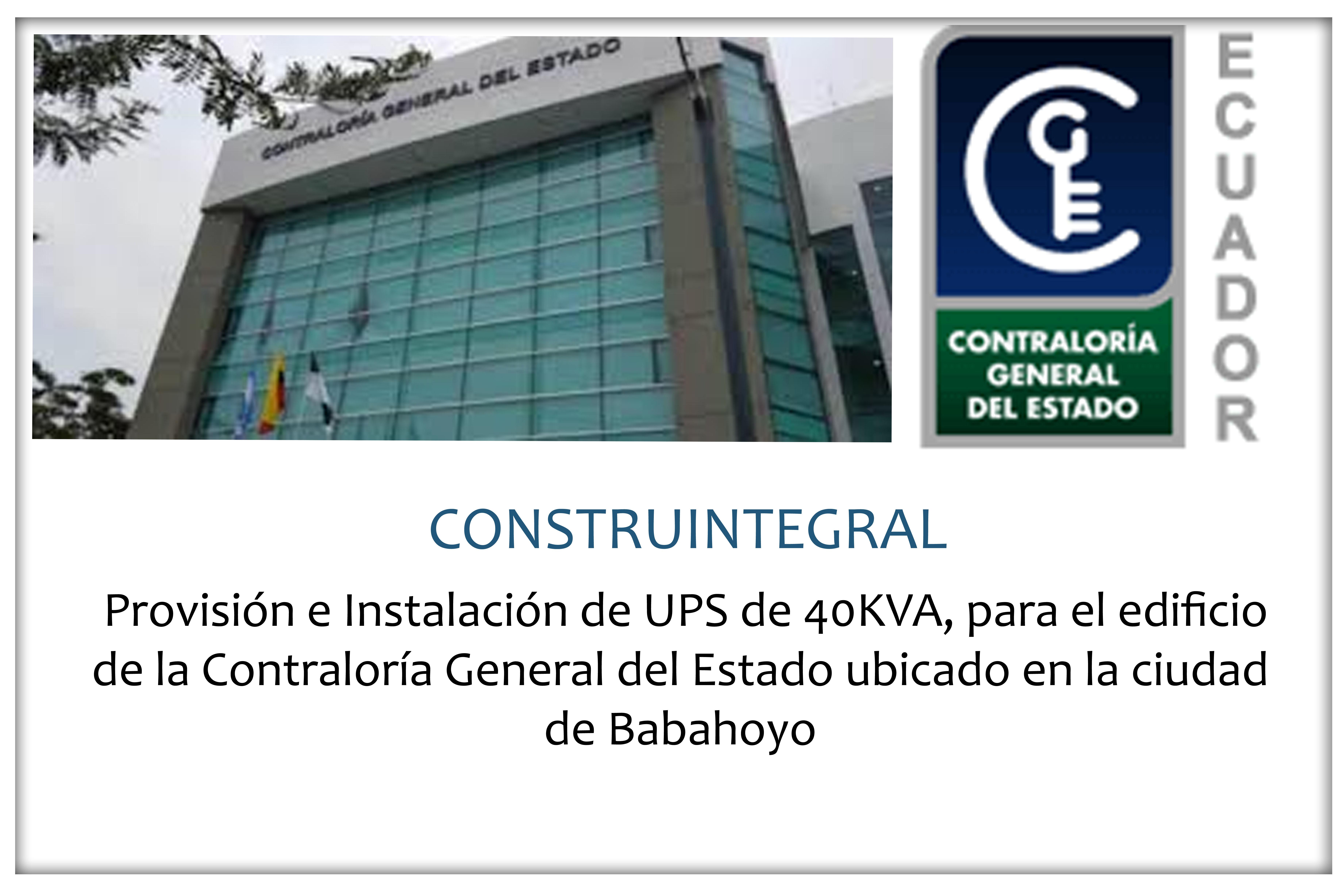 CONSTRUINTEGRAL