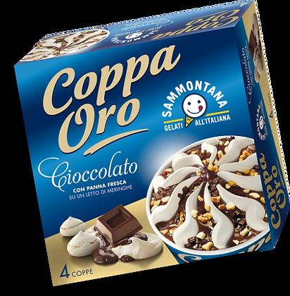 Coppa Oro | Cioccolato x4
