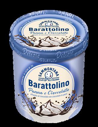 Barattolino Panna & Cioccolato - 800ml/500g