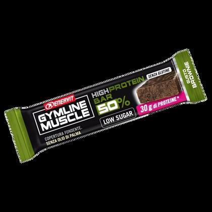 ENERVIT GYMLINE | 50% HIGH PROTEIN BAR x25
