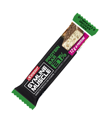 ENERVIT GYMLINE 27% Protein Bar | Peanut & Caramel