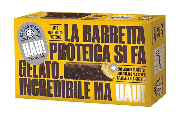 UAU Protein   Vanilla Bars x4